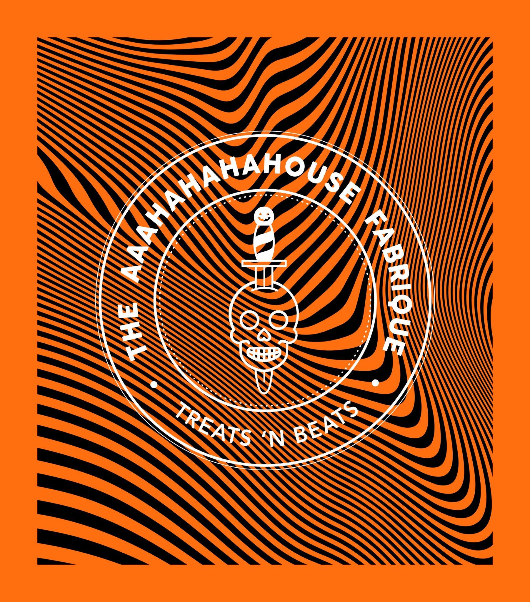 The House Fabrique 2 Halloween Edition Vrijdag 26 Oktober 2018