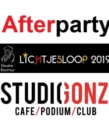 Afterparty Lichtjesloop