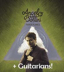 Angelo Boltini + Guitarians