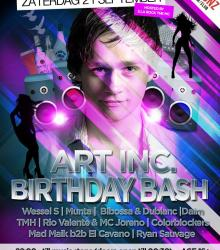 Art Inc. Party Bash!