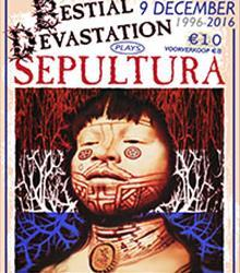 Bestial Devastation plays Sepultura