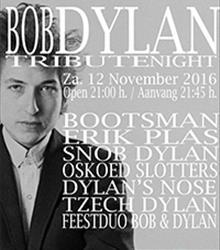 Bob Dylan Tribute Night