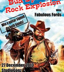 Bud Spencer Rock Explosion + The Fabulous Fords