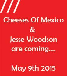 Cheeses of Mexico + Jesse Woodson