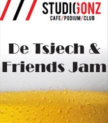 De Tsjech and Friends Jam