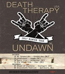 Death Therapy + Undawn
