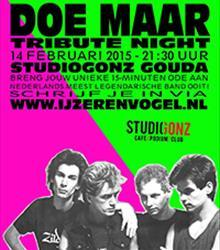 Doe Maar Tribute Night Gouda