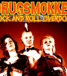 Drugsmokkel + The Blues Junkies