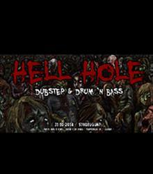 Frankenstein invites: Hell Hole