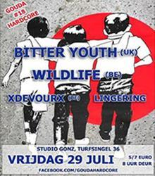 Gouda Hardcore#18 met Bitter Youth (UK)