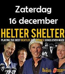 Helter Shelter plays Beatles & Stones