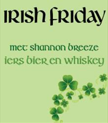 Irish Friday met Shannon Breeze