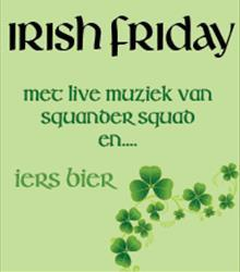 Irish Friday met Squander Squad