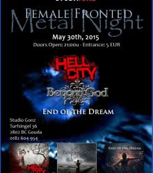 Metal Night: Beyond God + End Of The Dream