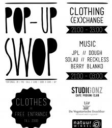 Pop-Up Swop - Clothing (ex)change & DJ Party