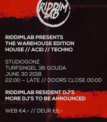 RiddimLAB - The Warehouse Edition