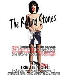 Rolling Stones Tribute Night