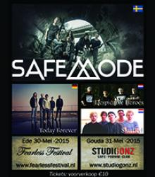 Safemode (SWE) + Today Forever (D) + Despicable Heroes + Startled