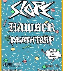 Slope (DE) + Hawser + Deathtrap