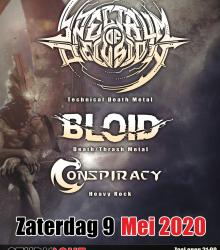 Spectrum of Delusion + Conspiracy + Bloid