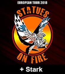 Statues on Fire (BR) + Stark