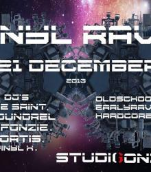 StudioGonz presents Vinyl Rave