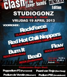 The Clash of the Coverbands 2013