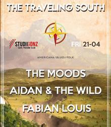 The Moods, Aidan&The Wild, Fabian Louis