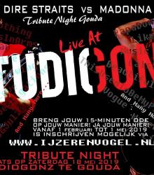 Tribute Nights Gouda presents ...