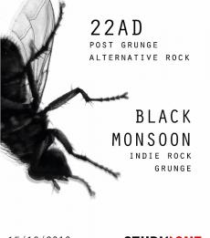 22AD + Black Monsoon