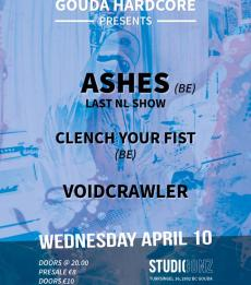 Ashes + Clench your fist + Voidcrawler