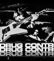 Drug Control (USA) + Bitter Youth (UK) + 1 TBA