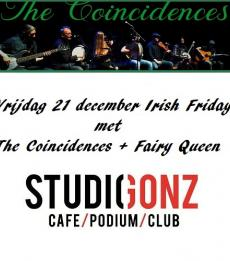 Irish Friday met The Coincidences + Fairy Queen