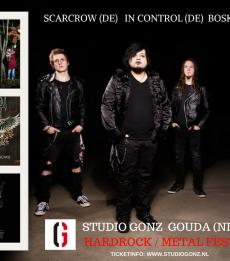 Scarcrow + In Control + Boskat