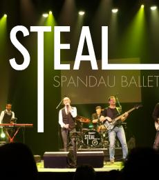 Steal - Spandau Ballet Tribute - Live & Stream