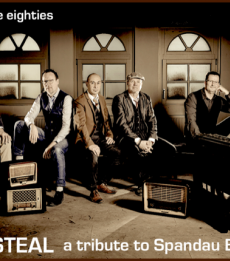 Steal - Spandau Ballet Tribute
