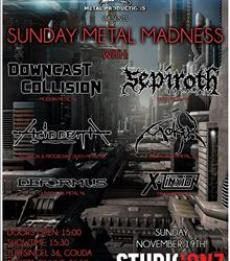 Sunday Metal Madness