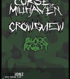 The Curse of Millhaven + Crowsview + Black Rabbit