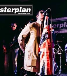 The Masterplan - Oasis Tribute Band - Live Stream