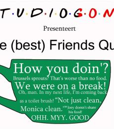 The (best) Friends quiz - Stream